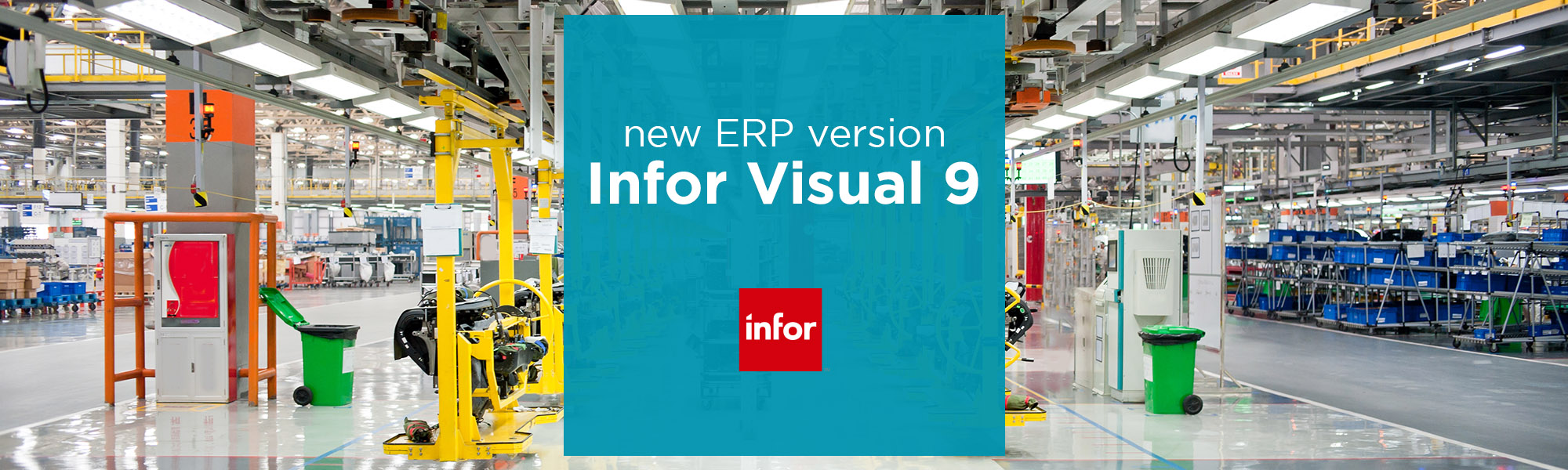 Infor Visual 9